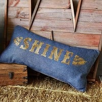 Junk Gypsy Shine Pillow Cover