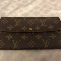 One-nice™ 100% Authentic Louis Vuitton Long Wallet