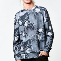 x Disney Star Wars Floral Darth Vader Pullover Sweatshirt