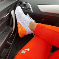 Nike Air Max 270 Fair Woman Men Fashion Sneakers Sport Shoes