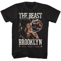 Mike Tyson Beast Mens T-Shirt