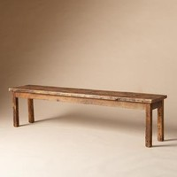 CUMBERLAND BENCH - Outdoor Furniture - Outdoor - For the Home | Robert Redford's Sundance Catalog