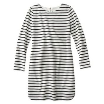Merona® Women's French Terry Dress - Stripes