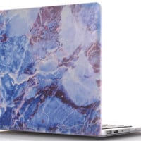 Apple Laptop Amazing Marble Protection Shell Case