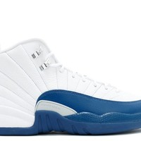 "HCXX Air Jordan 12 Retro ""French Blue""(2016) GS"