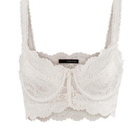 Lace Bralette With Underwire