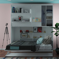Multimo Multimo Murphy Bed