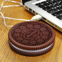 Hot Cookie USB Powered Cup Warmer / Office Tea Coffee Beverage Heater / Mug Coaster Cup Mat Electronic USB Gadgets