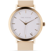Rose Gold + Peach - The Fifth Watches