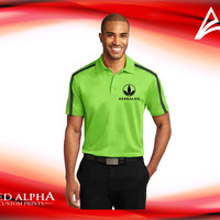 Herbalife Trileaf Embroidered Polo