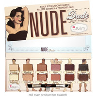 12 Colors Nude Eye Shadow Palette [9198557764]