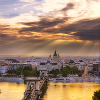60% OFF coupon !!! Chain Bridge Budapest photography digital file