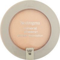 Mineral Sheers Powder Foundation