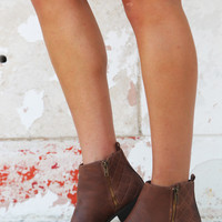 Hollywood by Madden Girl {Cognac}