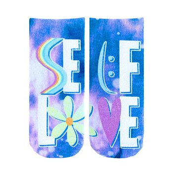 Self Love Ankle Socks