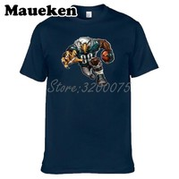 Men 2018 Super Champions Strong Philadelphia Extreme Eagle T-shirt Clothes T Shirt Men's for Eagles fans gift tee W0306012