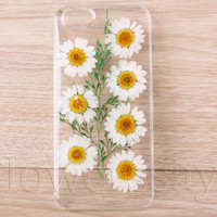 iPhone 6 case iPhone 6 plus Pressed Flower, iPhone 5/5s case, iPhone 4/4s case,  5c case Galaxy S4 S5 Note 2 note 3 Real Flower case NO:F11