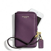 LEGACY NORTH/SOUTH UNIVERSAL CASE IN LEATHER