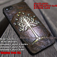 White Tree of Gondor   Jrr Tolkien   LOTR iPhone 6s 6 6s+ 6plus Cases Samsung Galaxy s5 s6 Edge+ NOTE 5 4 3 #movie #TheLordofTheRings ii