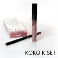 Kylie Jenner Cosmetic Lip Kit