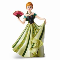 Disney Showcase Jim Shore Anna Frozen Figurine