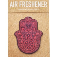 Hamsa Tropical Paradise Air Freshener
