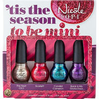 Nicole by OPI Tis The Season To Be Mini Nail Lacquer Set Ulta.com - Cosmetics, Fragrance, Salon and Beauty Gifts