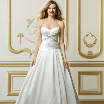 W Too by Watters 11211 Strapless Sweetheart A-Line Bridal Gown