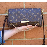 LV Tide brand women's chain bag Messenger bag