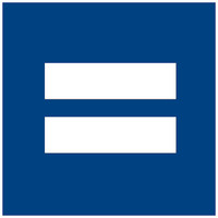 Marriage Equality square vinyl decal sticker