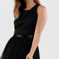 Buy Glamorous Petite Cutout Crop Top from the Next UK online shop
