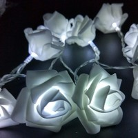 YIYANG  Events  Parties  Wedding  Roses  String  Lights