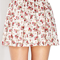 Whimsical Lace Skirt