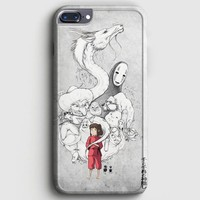Spirited Away Illustration iPhone 7 Plus Case | casescraft