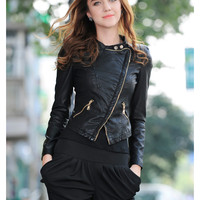 Molly Women Leather Jacket