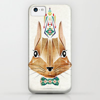 squirrel iPhone & iPod Case by Manoou