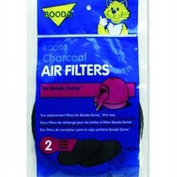 Booda Dome Filter 2 Pack