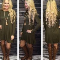 All About Olive Dress