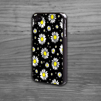 Daisy Iphone case Flower Iphone 6,5,4 case Iphone 4s cases