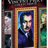 Vincent Price & William Castle - The Vincent Price Collection 2 (House on Haunted Hill / The Return of the Fly / The Comedy of Terrors / The Raven / The Last Man on Earth / and more)