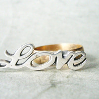 love ring, valentine