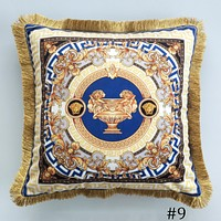 Versace 2018 new street fashion hipster living room sofa pillow F0933-1 #9