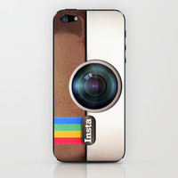 Instagram iPhone case iPhone & iPod Skin by Nicklas Gustafsson   Society6