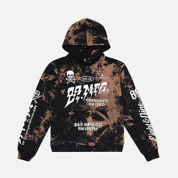 Trenches Raised Pullover Hoodie