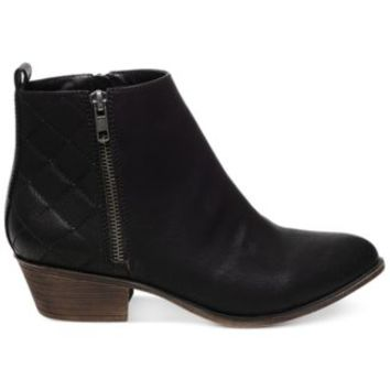 Madden Girl Holywood Quilted Booties | macys.com