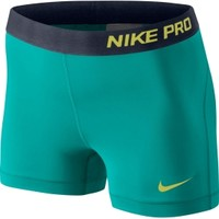 """Nike Women's Pro Core 3"""" Compression Shorts - Dick's Sporting Goods"""