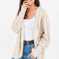 Out From Under Seoul Cozy Hooded Cardigan - Urban Outfitters