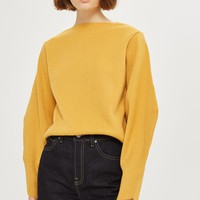Extreme Sleeve Knit Jumper | Topshop
