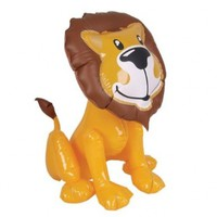 Inflatable Lion Party Accessory