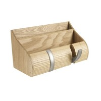 Umbra Cubby Wall Mount Organizer, Natural